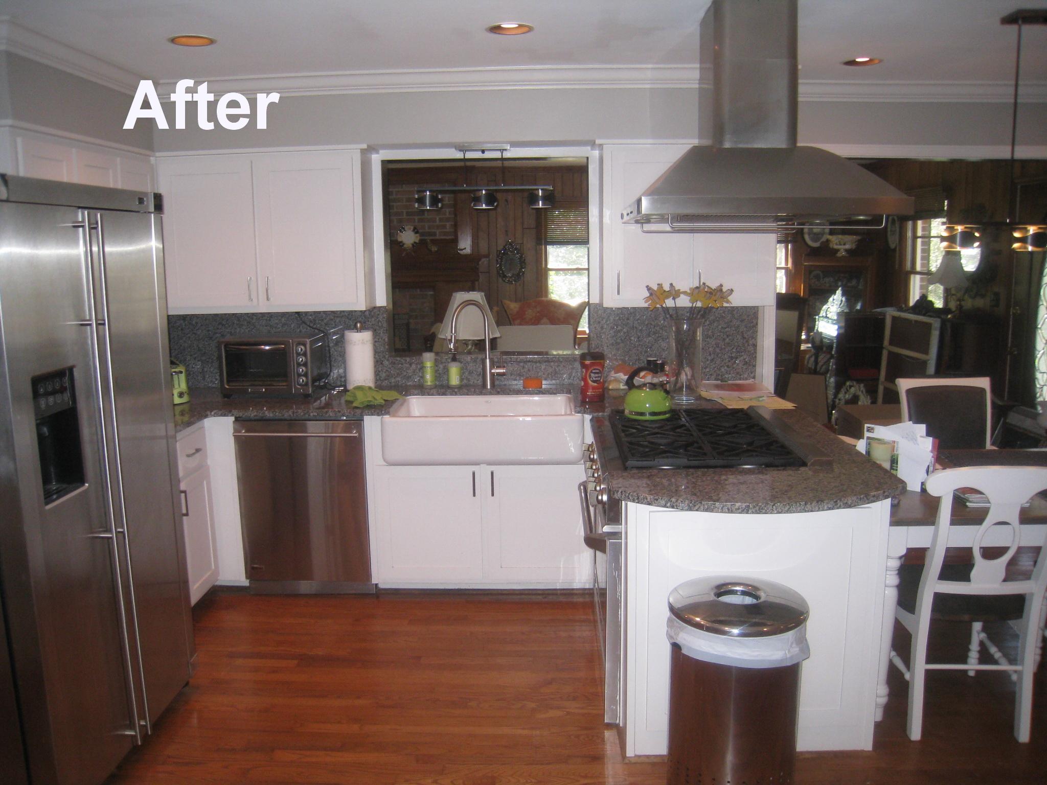Atlanta Cabinet Refacing: Atlanta Handyman Home Repairs
